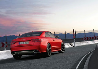 Audi 2012 New RS5