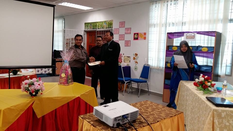 Ketiga Inovasi SMK Jerlun : Panitia Prinsip Akaun