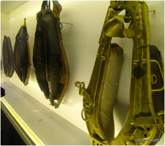 horse saddles horse museum chantilly