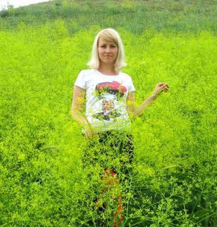 Весна 2012 Ташкент холмы цветы природа