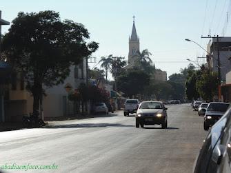 Avenida Cel Pedro Lino