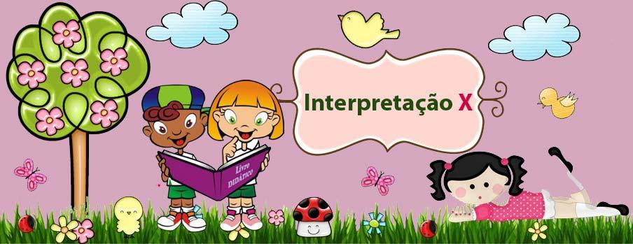 Interpretação de texto