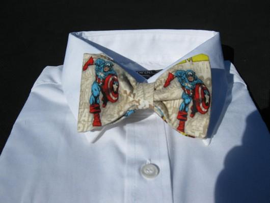 gravata capitão américa com temas de super heróis criatividade fotos eu adoro morar na internet