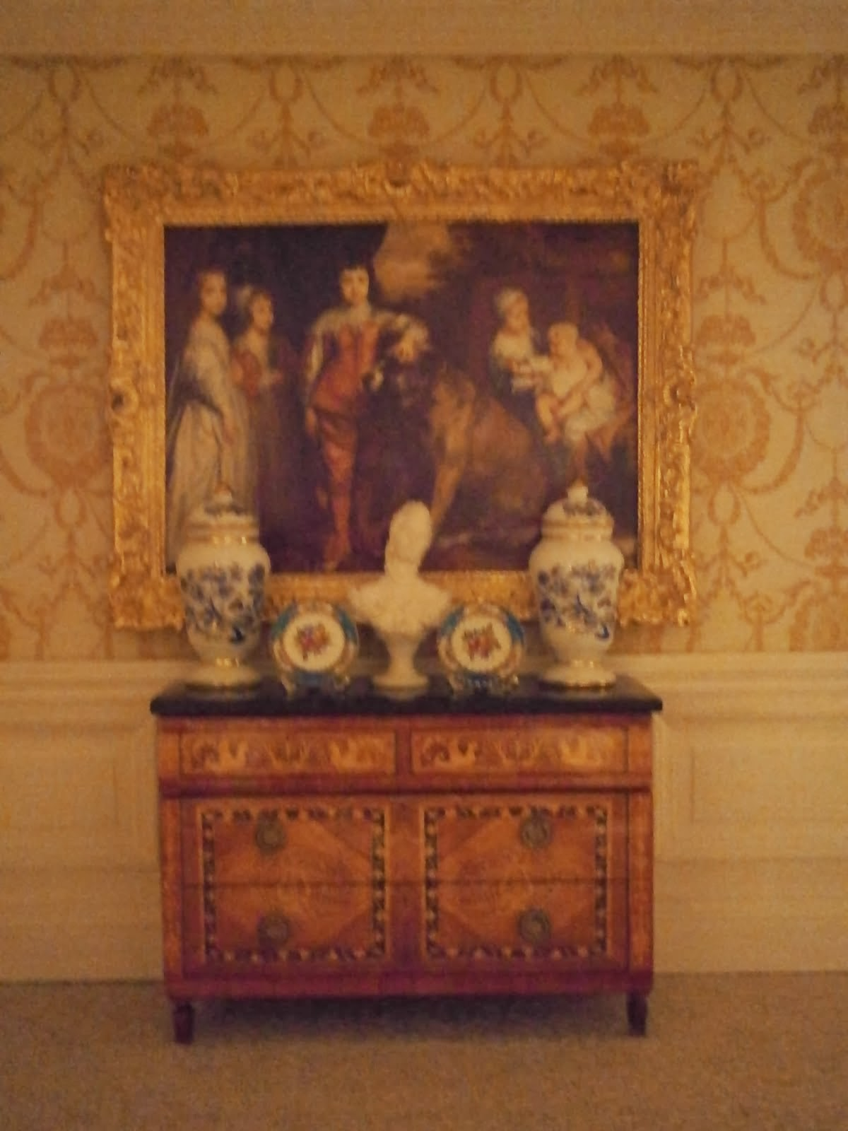 Sideboard Arrangement