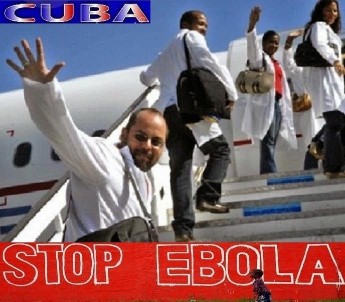 New York Times elogia visão global da medicina cubana contra o ebola