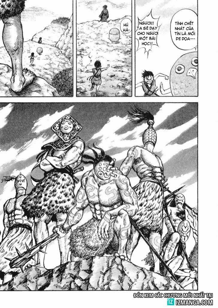 Kingdom - Vương Giả Thiên Hạ Chapter 16 page 20 - IZTruyenTranh.com