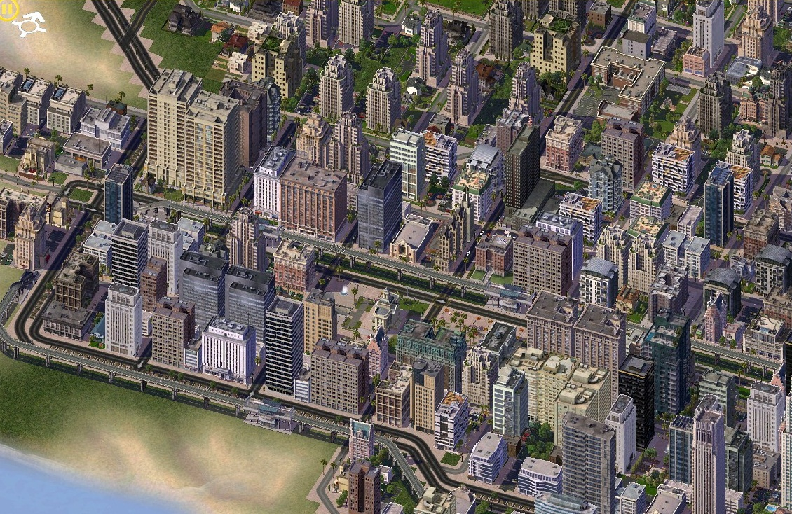Simcity 4 deluxe edition pc game download download full version pc