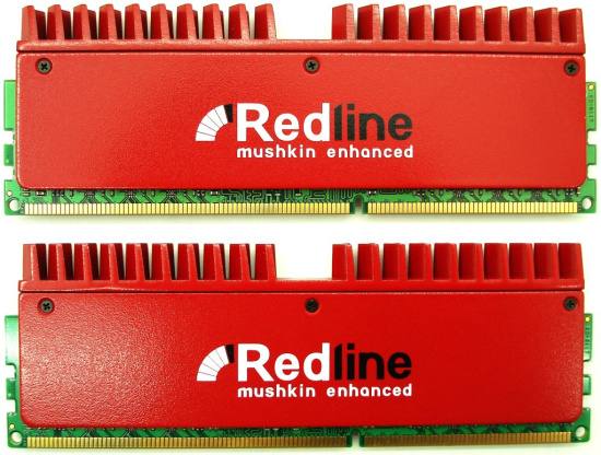 Mushkin Redline 16GB