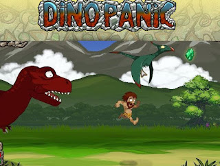 Dino Panic walkthrough.