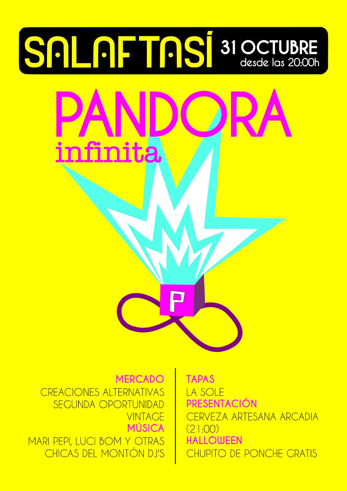 La esposa del embajador - Pandora infinita 1