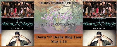 DOWN N' DERBY Blog Tour