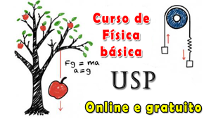 USP oferece curso de física básica online e gratuito