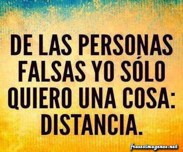 Frases para una amiga falsa (2) - Literato.es