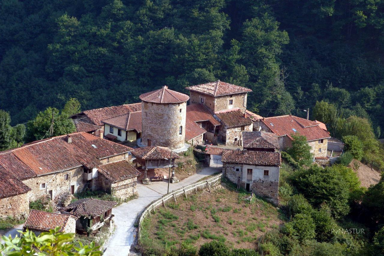 Ruta camino medieval a bandujo asturias proaza rutas - Fotorural asturias ...