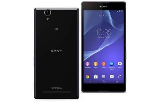 Harga Sony Xperia T2 Ultra Terbaru dan Spesifikasi Lengkap