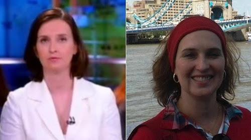 Desempregada, âncora que virou símbolo da bagunça do SBT ri de gafe ao vivo