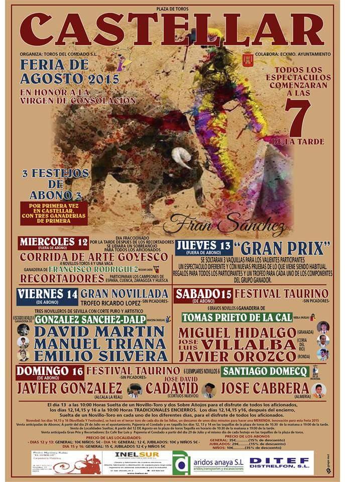 Todo Toros Venezuela: Jos� David Cadavid en el festival de ...