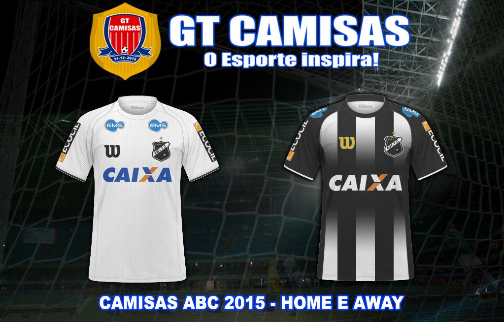 Todas as camisas da Série B do Campeonato Brasileiro 2015 - Show de ... 676b2bd993014