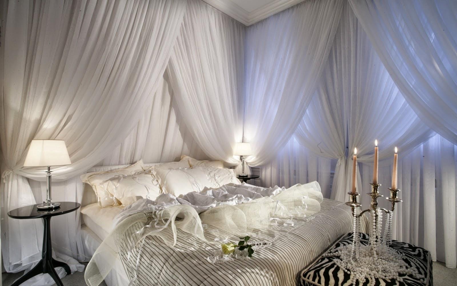 Deco Chambre Romantique Beige - Fashion Designs