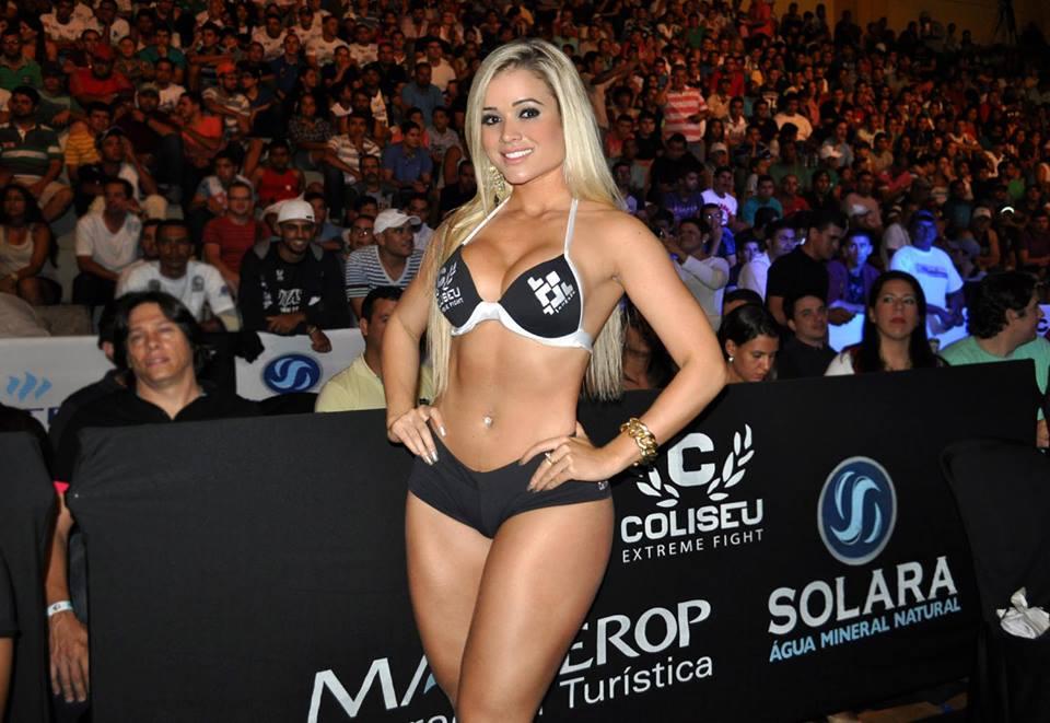Brazilian UFC Ring Girls