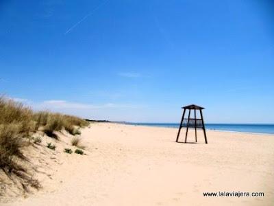 Playa Hoyo, Isla Cristina, Huelva