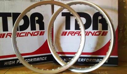 Brosur Harga Velg Jari-jari TDR Terbaru Daftar Lengkap 2015