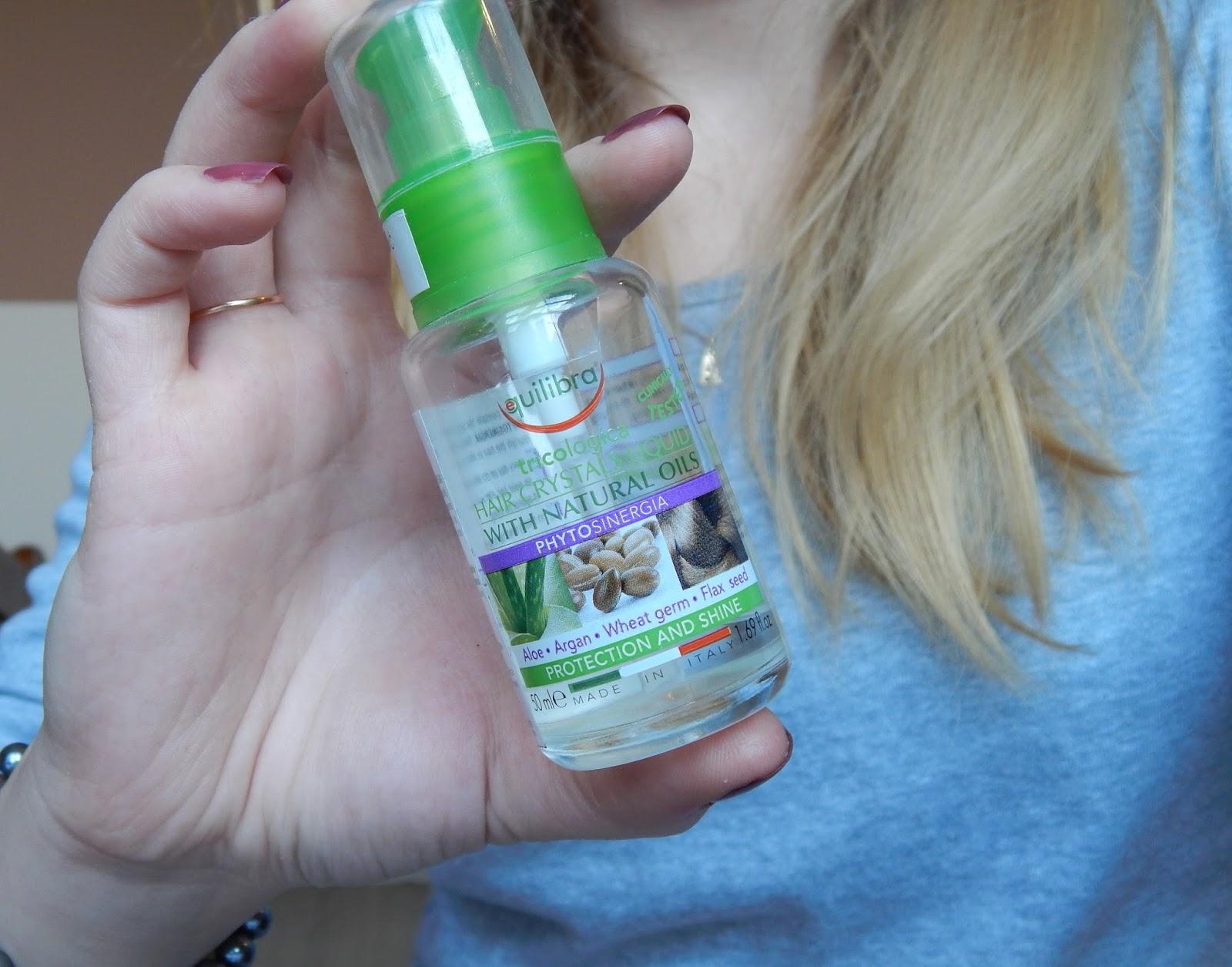 pielęgnacja włosów, długie włosy, lśniące włosy, blond, szampon restrukturyzujący z Equilibra