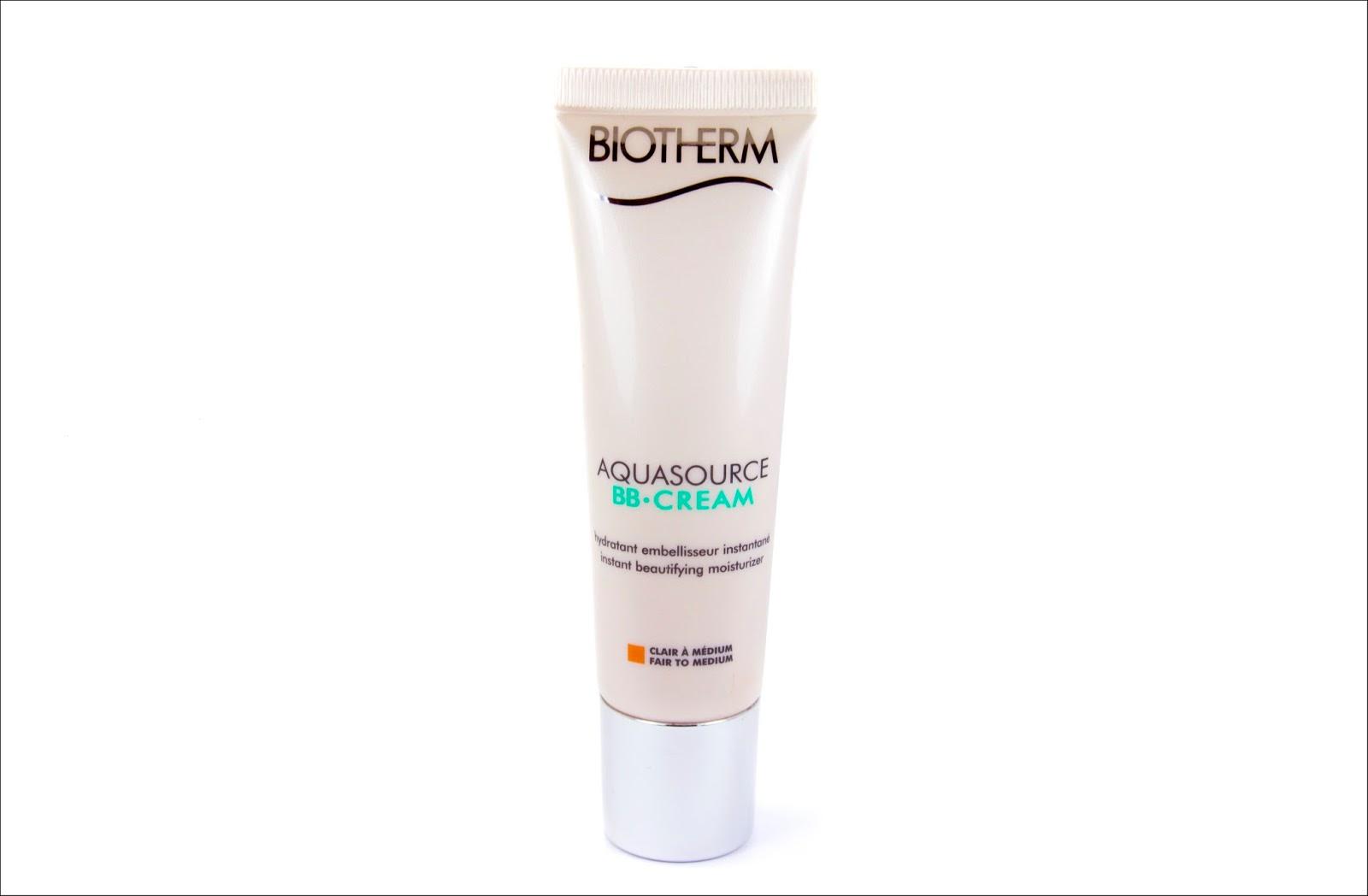 ClaudiaS Makeup: Biotherm Aquasource Deep Serum and ...
