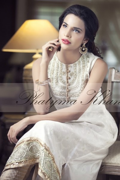Phatyma Khan Eid Collection 2014
