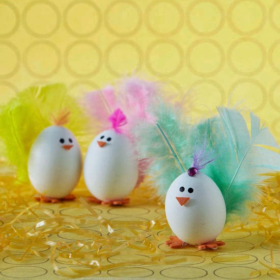 Easy And Fast Pretty Easter Eggs Decoration Ideas No Dye