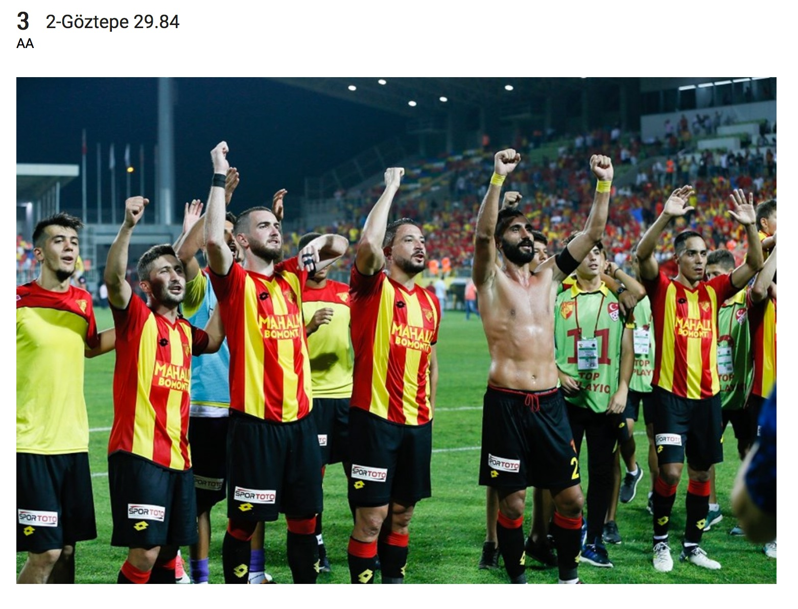 Kural hatası var denen Fenerbahçe-Kasımpaşa maçının hakem raporu ortaya çıktı 94