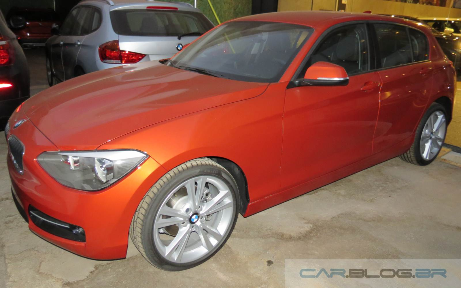 BMW 120i Sport GP Active Flex