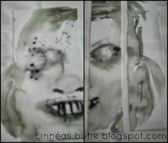 Självporträtt av Linnéa