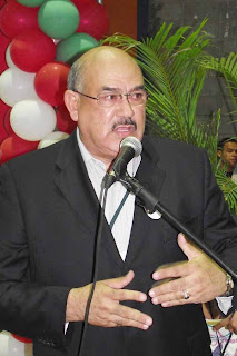 Eligen por segunda ocasión a Idelfonso Vasquez presidente del comité organizador  e la 4ta versión del torneo superior de voleibol de la provincia Santo Domingo