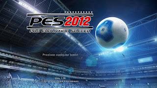 Descargar Gratis PES 2012 Para Pc