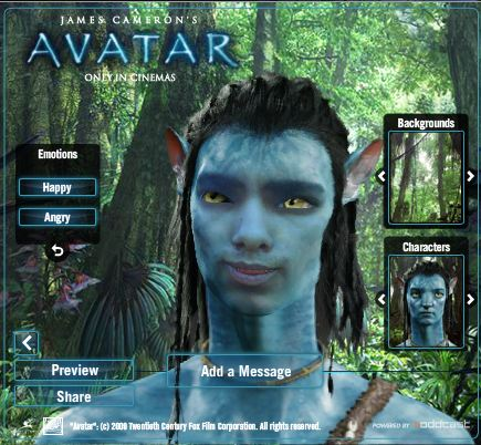how to create an avatar of yourself free
