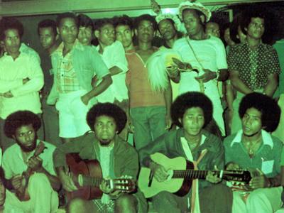 National Papua Solidarity (NAPAS) Dukung Penetapan 26 April Sebagai Hari Budaya Nasional Papua