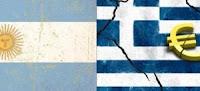 «Η Ελλάδα ακολουθεί τα βήματα της Αργεντινής»