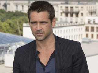 Dublin actor Colin Farrell