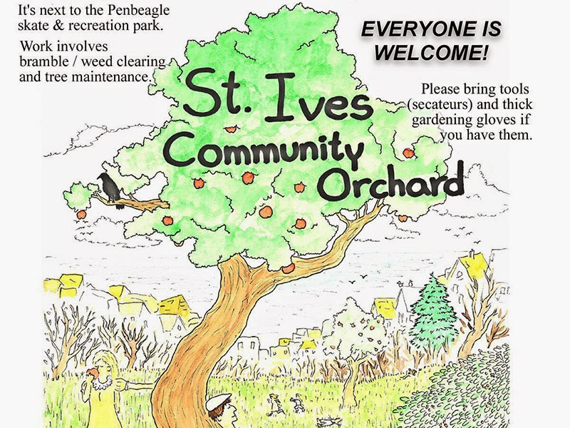St Ives Community Orchard
