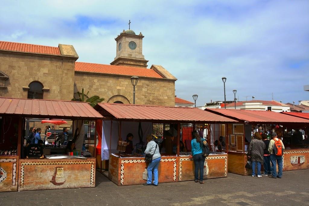 La Serena market