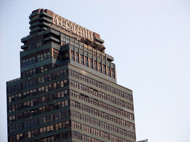 McGraw-Hill Building, el lugar de los hechos