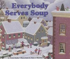 Everybody Serves Soup by Norah Dooley (P DOO)