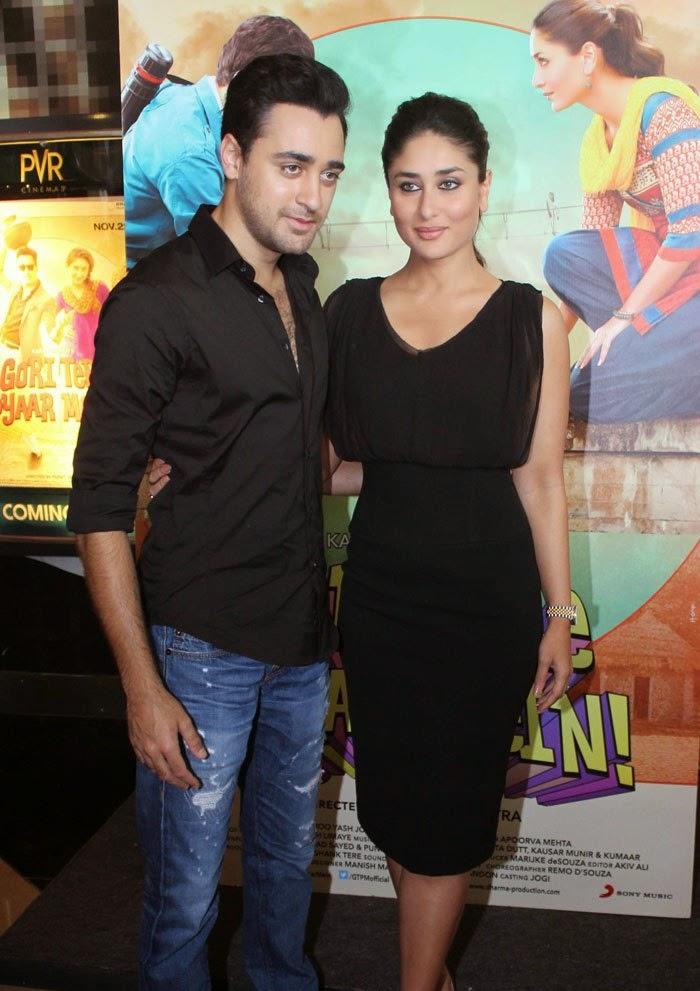 Kareena Kapoor :Kareena Kapoor Looks Hot And Stunning At GTPM Film Promotion