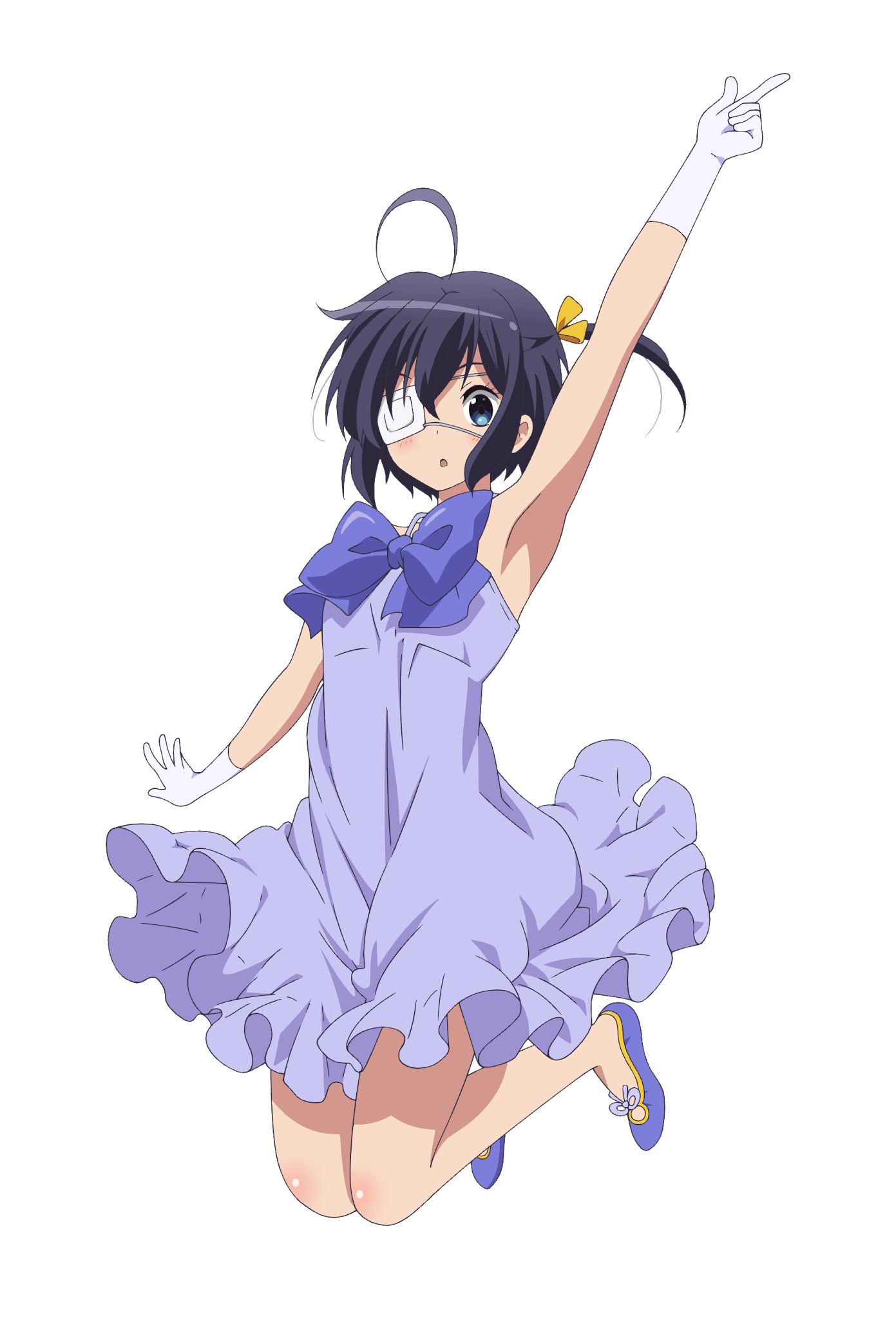 Render Rikka Takanashi