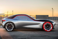 Vauxhall GT Concept (2016) Side