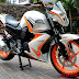 Modifikasi Yamaha Byson Gaya Street Fighter 2014