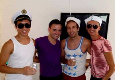 Jonathan Torres celebrates his b-day at Royal Palm Resort & Spa, Fort Lauderdale