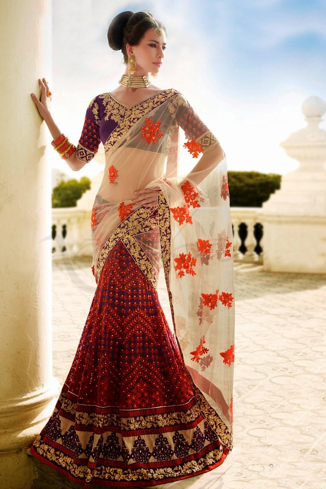 Bridal Lehenga for Wedding Perfect Wedding Outfits for