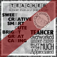 Teacher Typography